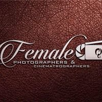 Asian Female photographer and videographer