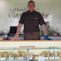 Hand Cut Cornish Fudge, Porthleven, Cornwall