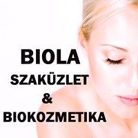 Biola Szaküzlet & PP Biokozmetika