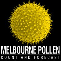 Melbourne Pollen Count and Forecast