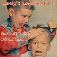 Wendy's kinderkapsalon