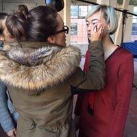 Nicola Cuddy Makeup