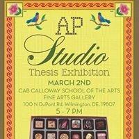 Visual Arts Department Cab Calloway School of the Arts
