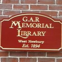 GAR Memorial Library