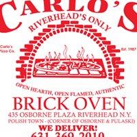 Carlos Pizza Oven Riverhead N.Y.