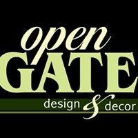 Open Gate Design & Decor