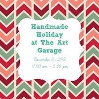 Handmade Holiday at the Art Garage