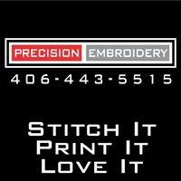 Precision Embroidery