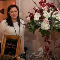 Follansbee Flower Shop designs by Theresa