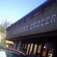 Anderson's Grocery in Republic, Wa.