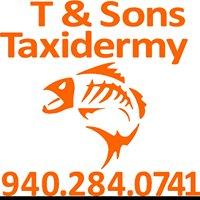 T & Sons Taxidermy