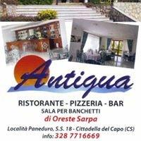 Antigua Ristorante Pizzeria Bar