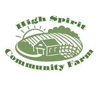 High Spirit Community Farm
