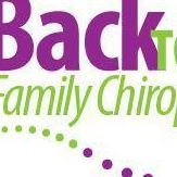 Back To Health Family Chiropractic Center, LLC