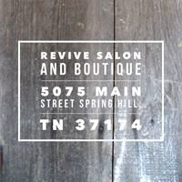 Revive Salon and Boutique