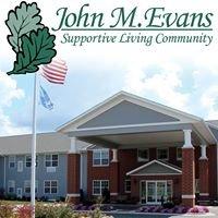John M. Evans Supportive Living