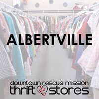 Downtown Rescue Mission Thrift Store of Albertville