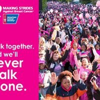 Making Strides Against Breast Cancer of New London County
