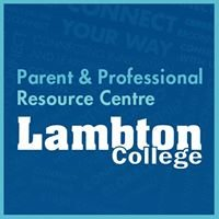 Parent and Professional Resource Centre Lambton College