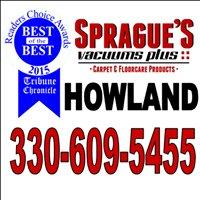 Sprague's Vacuums Plus