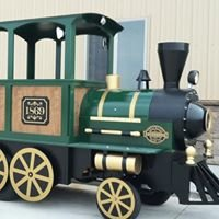 Roundhouse Company Trackless Trains