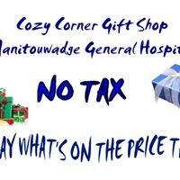 Sante Manitouwadge  Health Cozy Corner Gift Shop