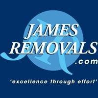 James Removals