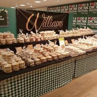 Williams hand baked cakes and biscuits