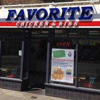 Favorite Chicken & Ribs
