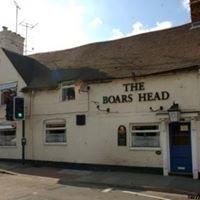 The Boars Head At Shrewsbury