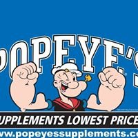 Popeye's Supplements Vancouver