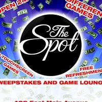 The Spot Sweepstakes & Game Lounge