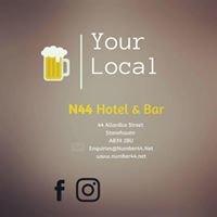 Number 44 - Hotel & Bar