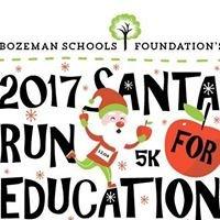 Santa Run For Education