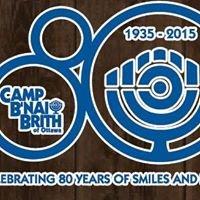 Camp B'nai Brith of Ottawa Inc.
