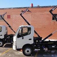 BinBoss construction equipment rentals Inc.