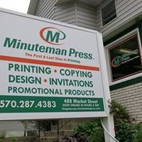 Minuteman Press Kingston