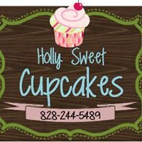 Holly Sweet Cupcakes