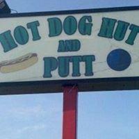Hotdog Hut N' Putt