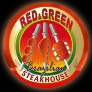 Red and Green Brazilian Steakhouse