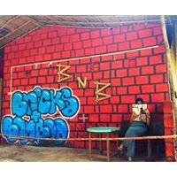 Bricks and Bamboo hostel