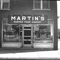 Martin's Kosher Food Market
