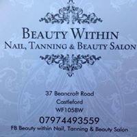 Beauty Within Nail, Tanning & Beauty Salon