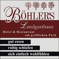 Böhler's Landgasthaus - Hotel Bad Driburg