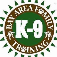 Bay Area Family K-9 Training