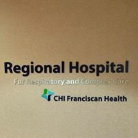 CHI Franciscan the Regional Hospital