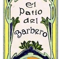 El patio del barbero