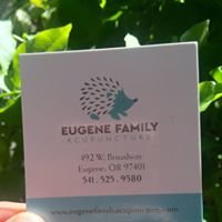 Eugene Family Acupuncture