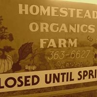 Homestead organics farm