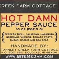 Tannery Creek Farm Cottage, Handmade Jams & Jellies
